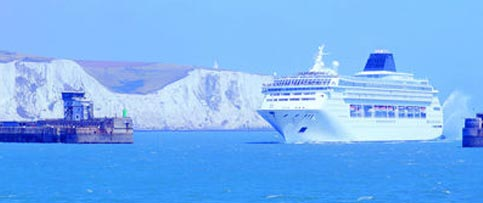Cruising from Dover, Deal and Sandwich